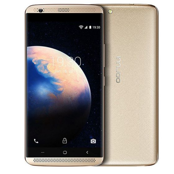 Ver INNJOO HALO2 LTE 5 HD IPS Q1 3GHz 1GB 4G Oro