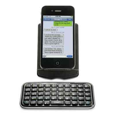 Ion Itype Teclado Qwerty   Bateria Para Movil Bt