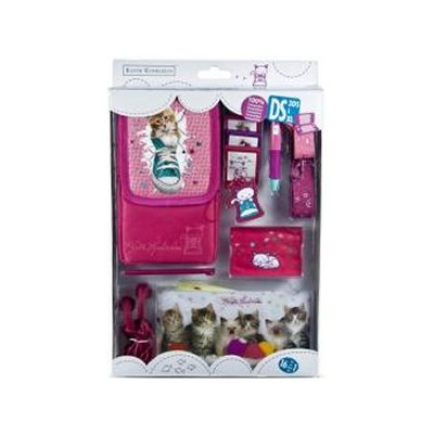 Indeca Kit 16 Accesorios Dsdsixl3ds Gatitos