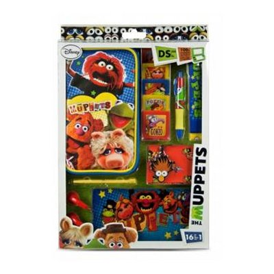 Indeca Kit 16 Accesorios Dsdsixl3ds The Muppets