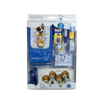 Indeca Kit 16 Accesorios Dsixl3ds Perritos Keit