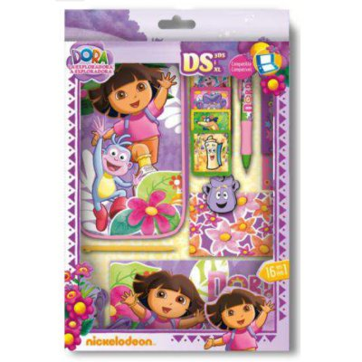 Indeca Kit Ds Dora Exploradora