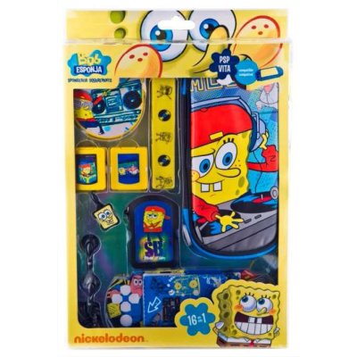 Indeca Kit Psp Bob Esponja