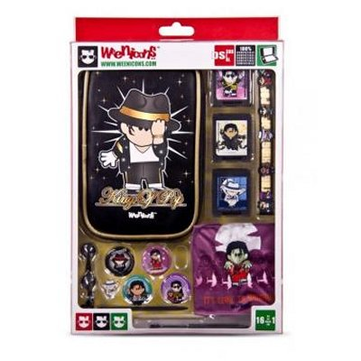 Indeca Kit Weenicons King Of Pop Para Dsixl3ds