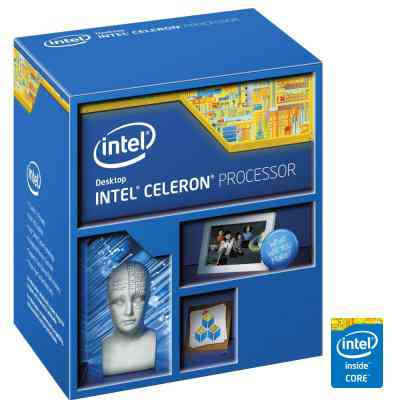 Intel Celeron G1830 28ghz 2mb Lga1150 Box