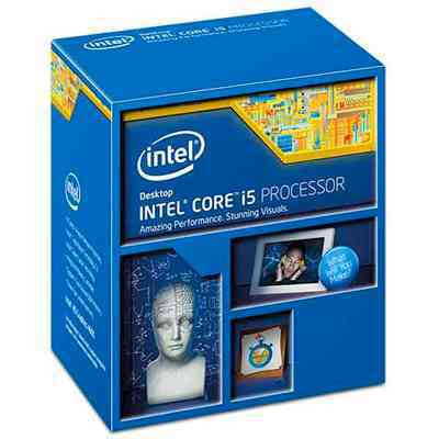 Intel Core I5-4430 30ghz 6mb 22nm Lga1150 Box