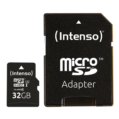 MSI Intenso 3423480 Micro Sd Uhs