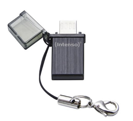 Ver Intenso 3524460 Lapiz USB Mini Mobile Line 8GB