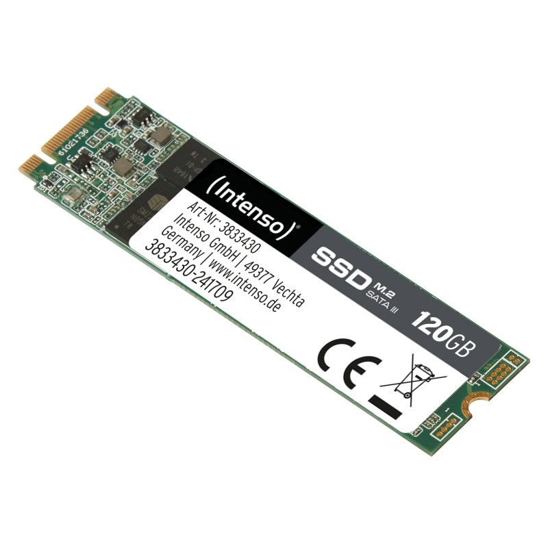 Ver Intenso 3833430 High SSD M2 120GB