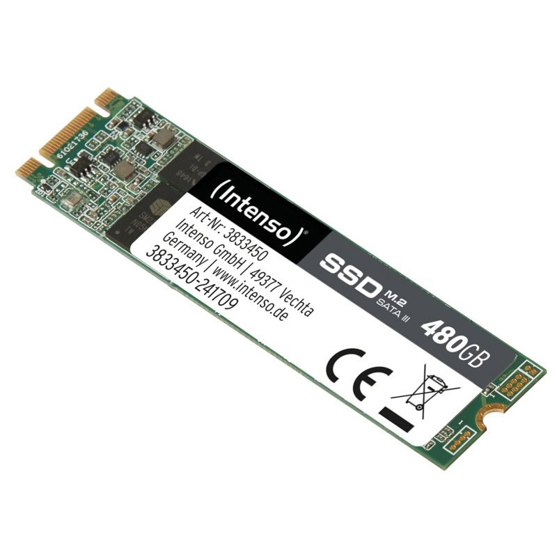 Ver Intenso 3833450 High SSD M2 480GB