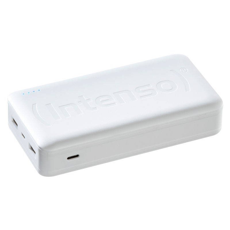 Ver Intenso Powerbank High Capacity 20000 mAh Blanco