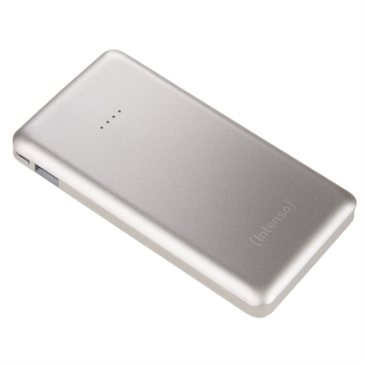 Ver Intenso Powerbank Slim 10000 mAh Plata 50V 21A