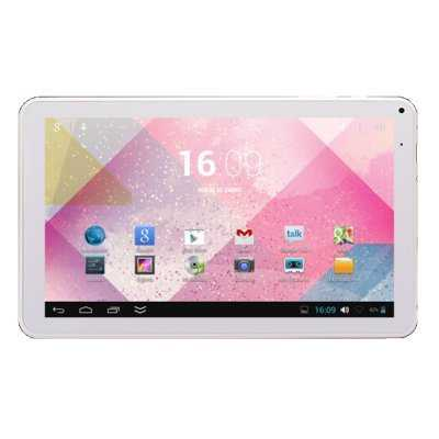 Ver Iron5 tablet 9 LUX9 8GB Blanco