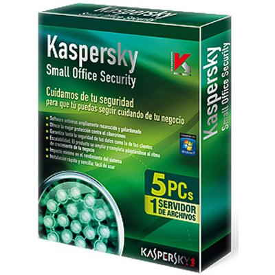Kaspersky Small Office Security 5pc  1serfich 1a