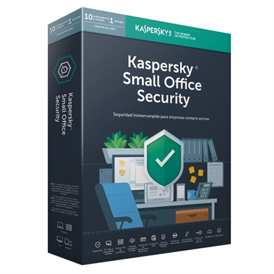 Ver Kaspersky Small Office Security v6 10 1 ES