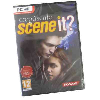Konami Crepusculo Scene It Para Pc 12