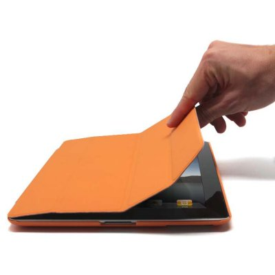 L-link Funda Smart Cover Para Ipad 23  Naranja