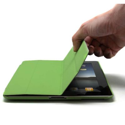 L-link Funda Smart Cover Para Ipad 23  Verde