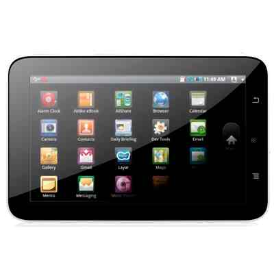 L Link Tablet Ll Pc7317 7 8gb Android Negro