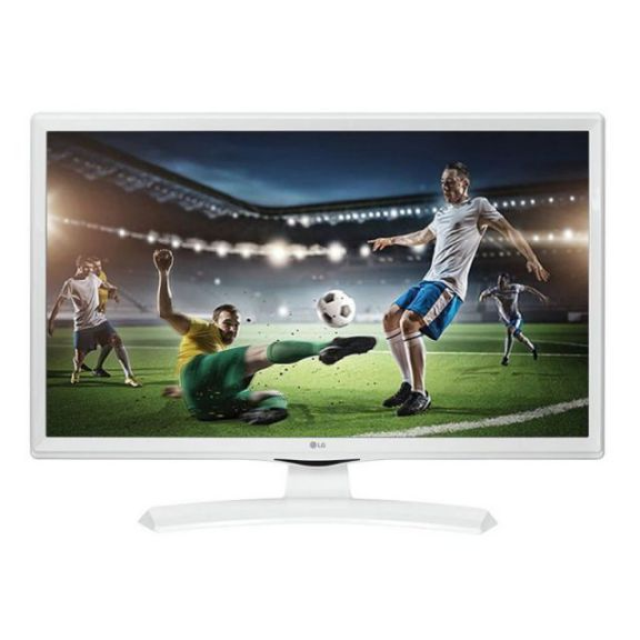LG 24MT49DW WZ TV 24 LED HD USB HDMI blanca