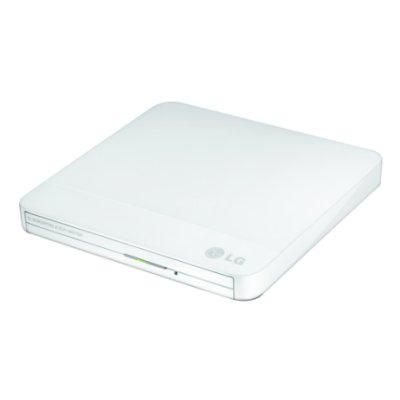 Lg Dvd-rw Gp50nw40 Ultra-slim Blanca Usb