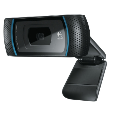 Logitech C910 Webcam Hd 10mpx Lente Carl Zeiss Usb