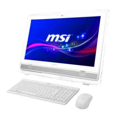 Msi Aio Ae2282 G2020 4gb 1tb W7 22 Multitblanco