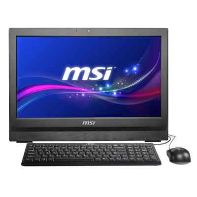 Msi Aio Ap2021 G2030 4gb 500gb Freedos 20 Multin