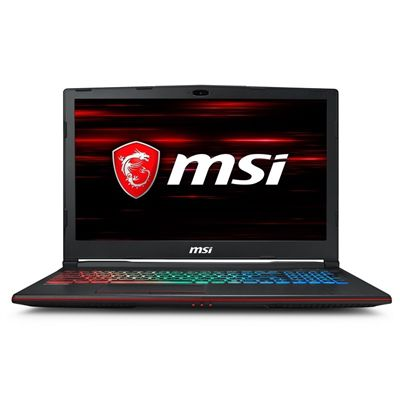 MSI GP63 Leopard 8RE 684XES
