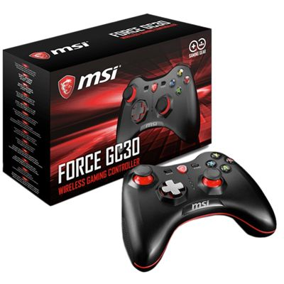 Ver MSI Gamepad Force GC30 PC PS3 Android