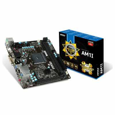 Ver MSI Placa Base AM1I miniITX Socket AM1
