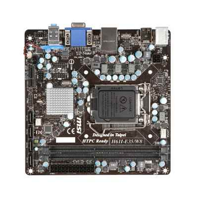 Msi Placa Base H61i-e35w8 Mitx Lga1155