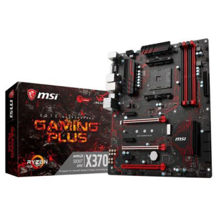 Ver MSI X370 GAMING PLUS