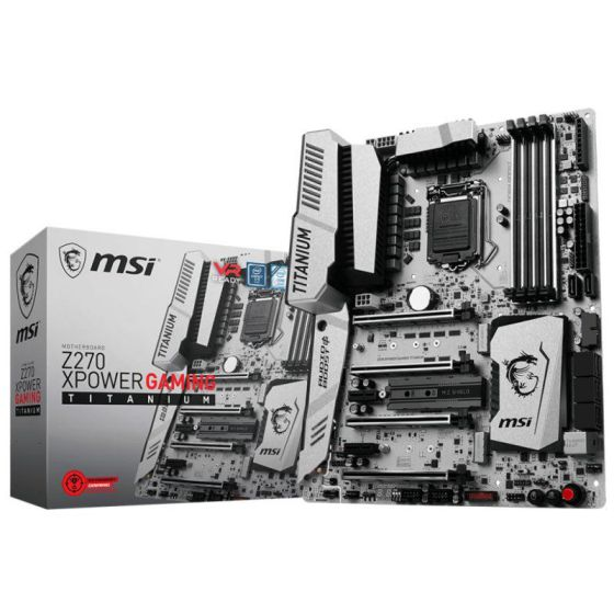Ver MSI Z270 XPOWER GAMING TITANIU