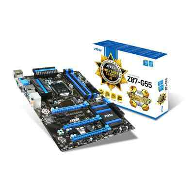 Msi Placa Base Z87-g55 Atx Lga1150