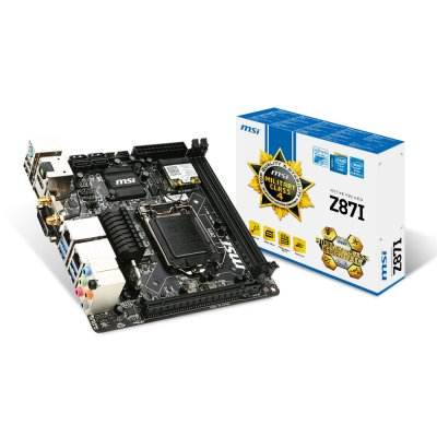 Msi Placa Base Z87i Mini-itx Lga1150