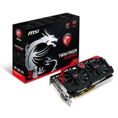Msi Vga Amd R270x Gaming 2gb Ddr5