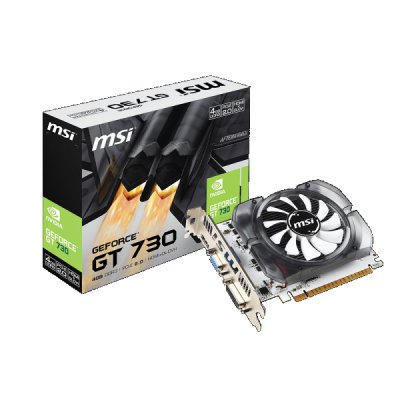 Ver MSI NVIDIA N730 4GD3V2 4GB DDR3