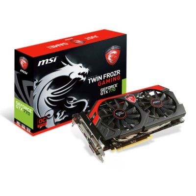 Grafica Msi Vga Nvidia N770 Tf 4gd5oc 4gb Ddr5