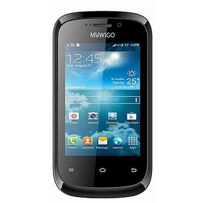 Mywigo Mini 35 Hvga D12ghz 512mb 4gb Negro