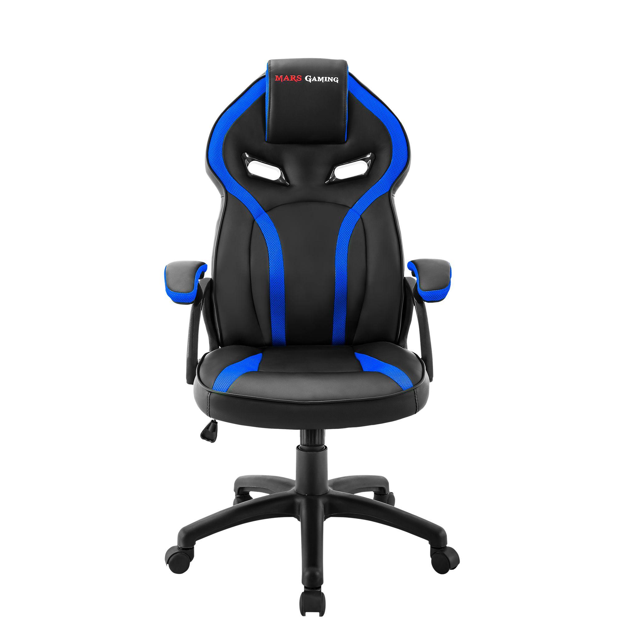 Ver Mars Gaming MGC118 Negro Azul