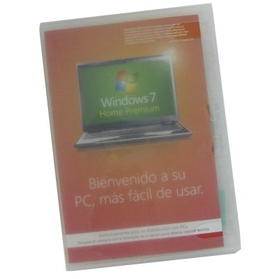 Microsoft Windows 7 Home Premium 64bits Ingles Oem