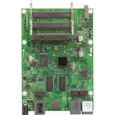 Ver Mikrotik RB433UL Routerboard 400MHz 64M 3xEth L4