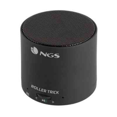 Ngs Altavoz Bluetooth Roller Trick Negro