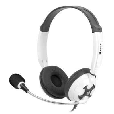 Ngs Auricular   Microfono Msx7pro Blanco