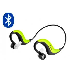 Ver NGS Auricular Bluetooth Artica Runner Amarillo