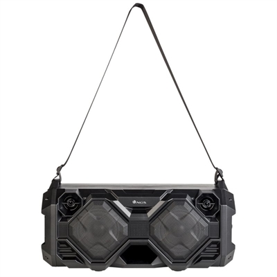 Ver NGS Boombox inalambrico de 100W Bluetooth USB Mic