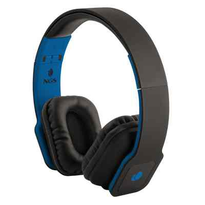 Ngs Nirvana Auriculares Azules