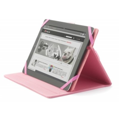 Ngs Pink Mob Plus Funda Universal Tablets 9-10