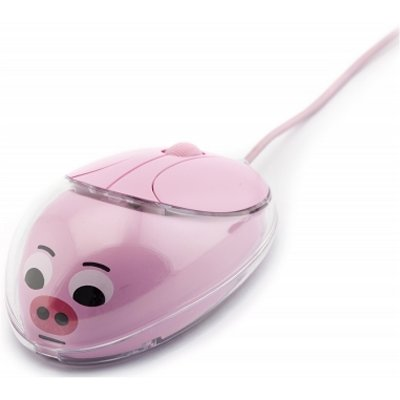 Ngs Raton Susan Pig Usb Rosa By Clb